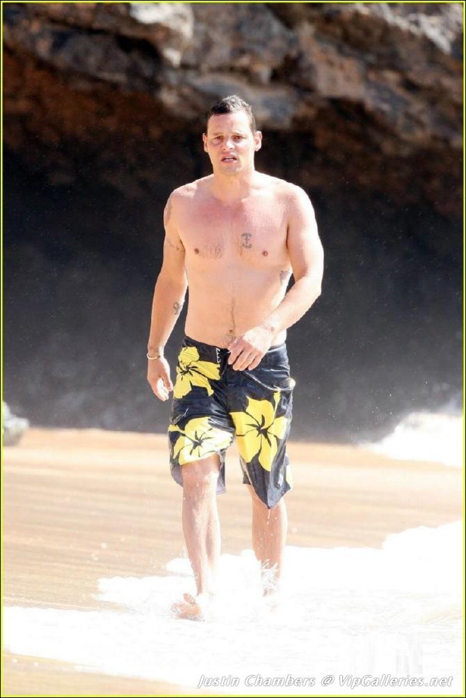 Justin chambers naked fakes