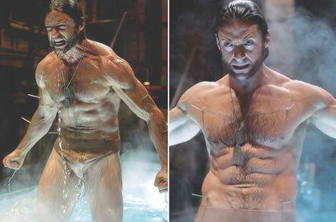 Hugh jackman in nude