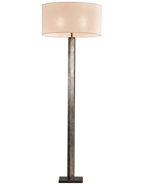 Lamp column floor antique