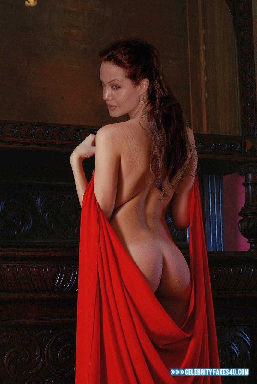Angelina jolie as nude