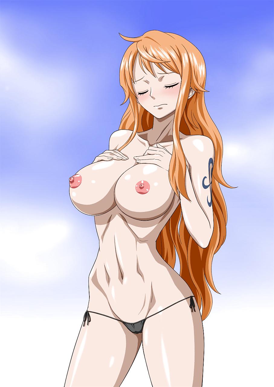 Nico robin desnuda xxx