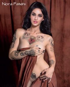 Nora fatehi hd pussy pictures