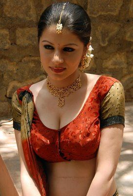 Desi big cleavage pic