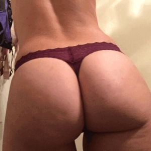 Girl with huge ass tits