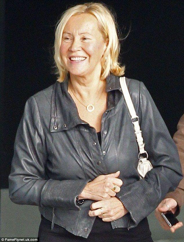 Abba singer agnetha faltskog