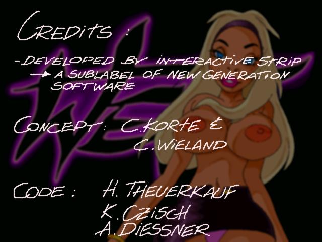 Interactive online strip sexy