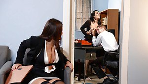 College girl seduced lesbian