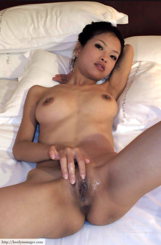 Chinese girl hot pussy