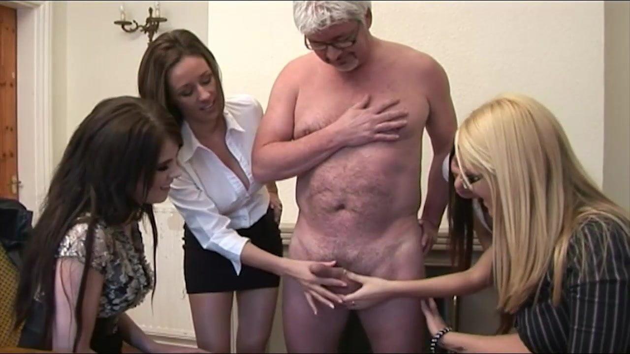 Ameteur men giving handjobs
