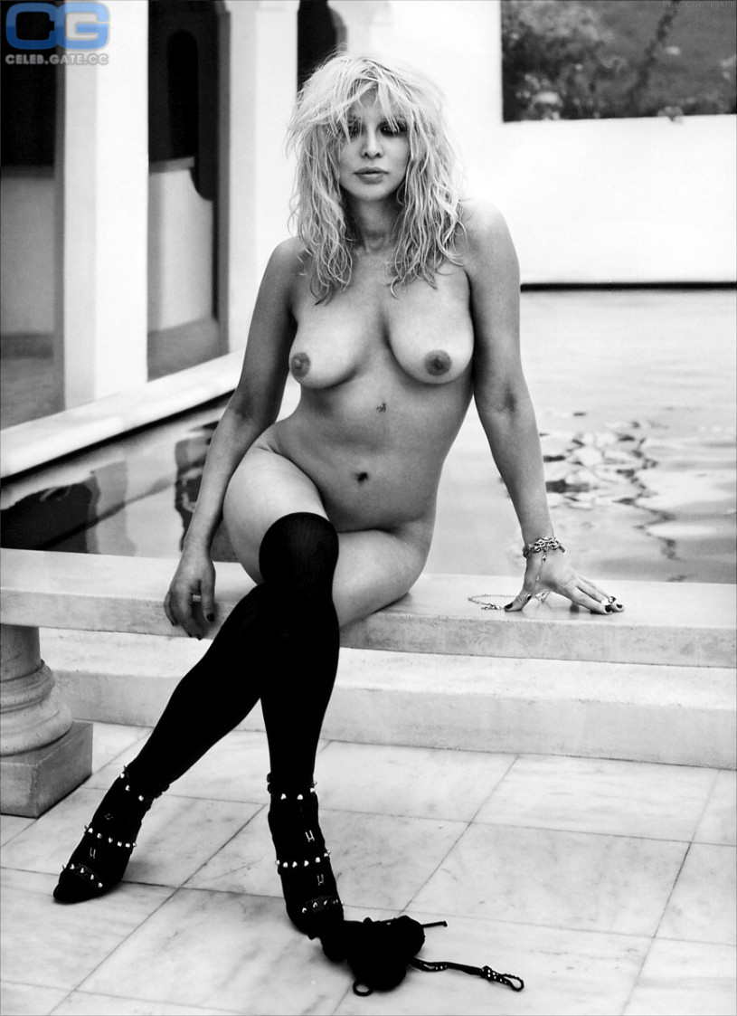 Courtney love naked picture