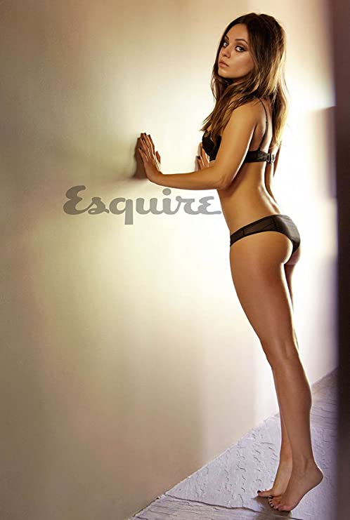 The hottest nude pics of mila kunis