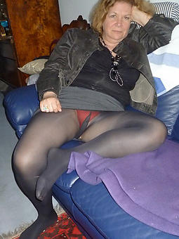 Tumblr mature women in pantyhose