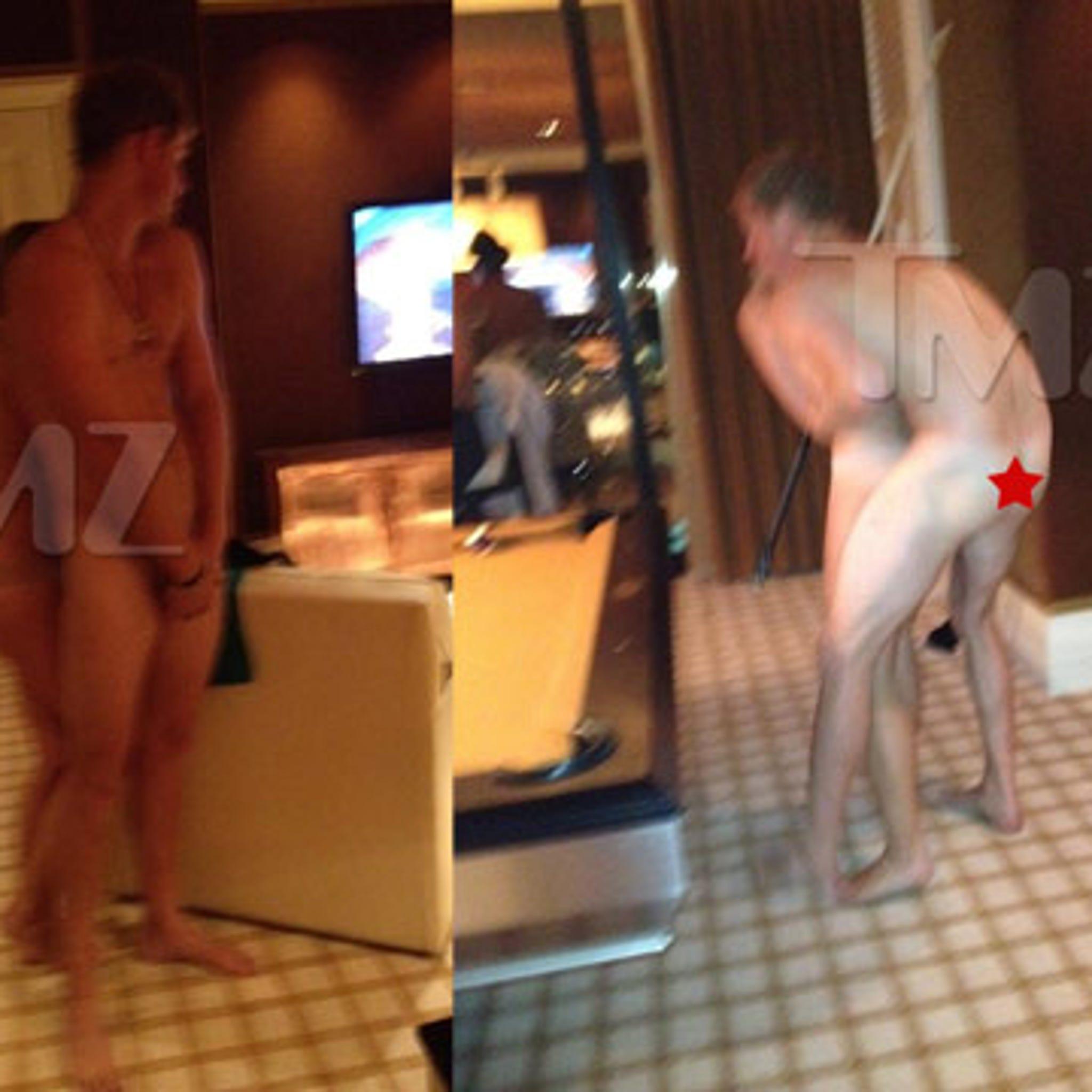 Prince harry leaked nudes