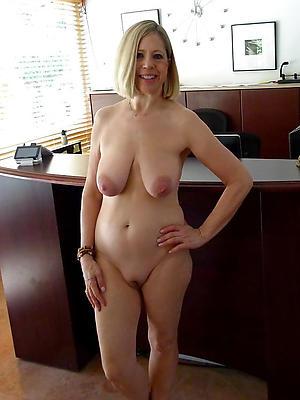 Nude saggy matures