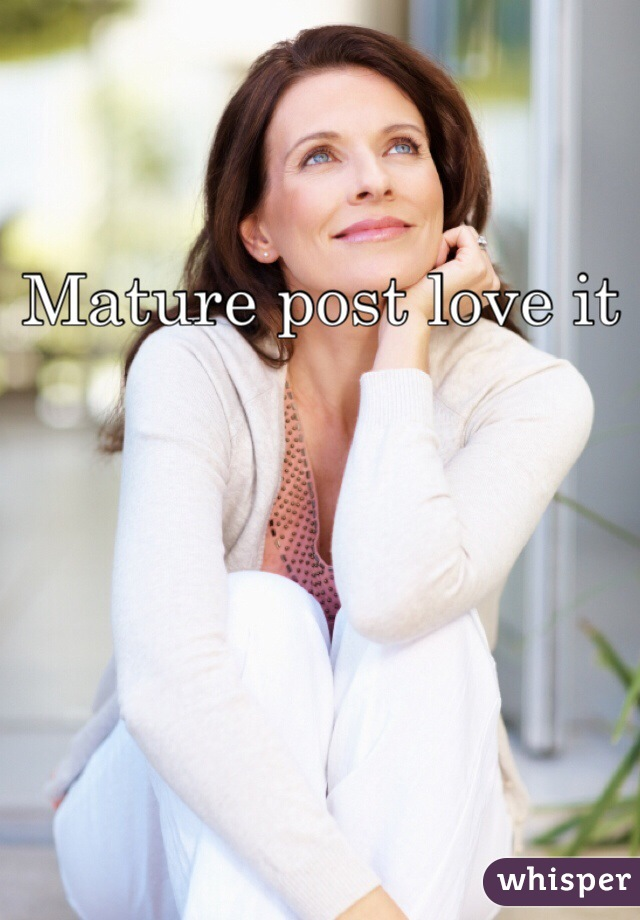Www mature post