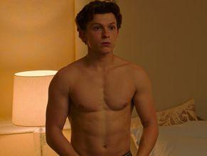 Tom holland fake gif nude