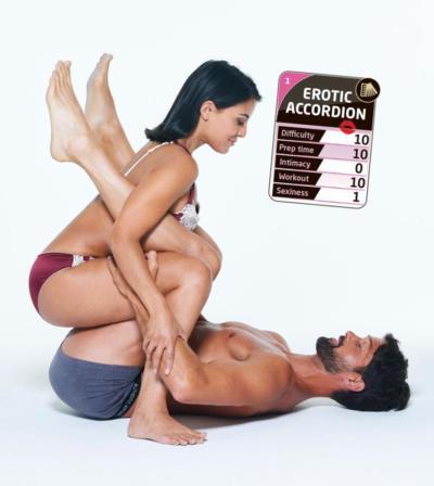 Unusual sex erotic