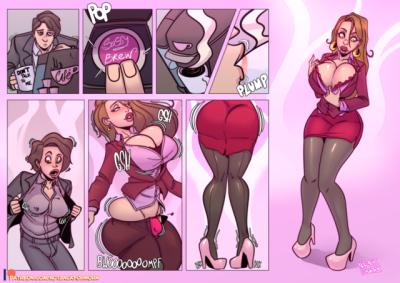 My sex transform tg comic xxx
