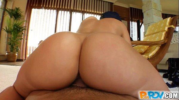 Big ass pov fuck