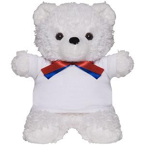 Eye candy white teddy