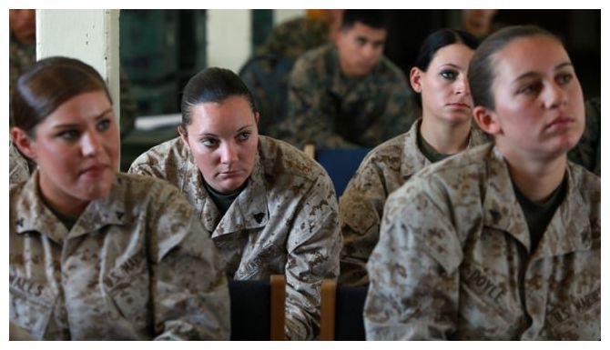 Us military women sex