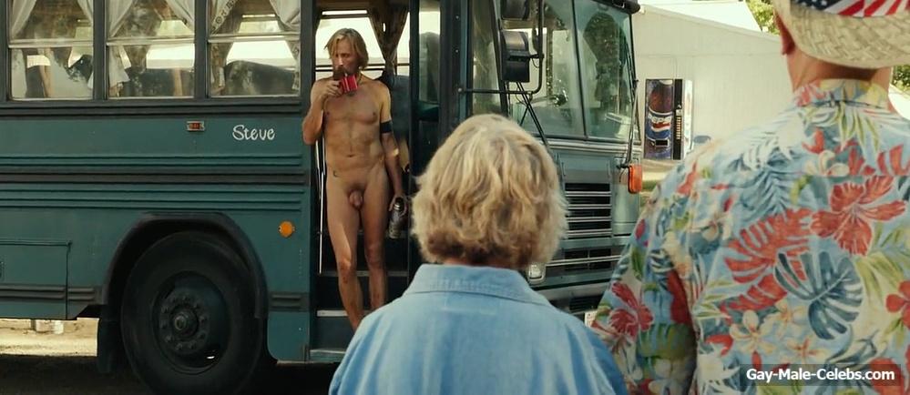 Nude viggo mortensen penis