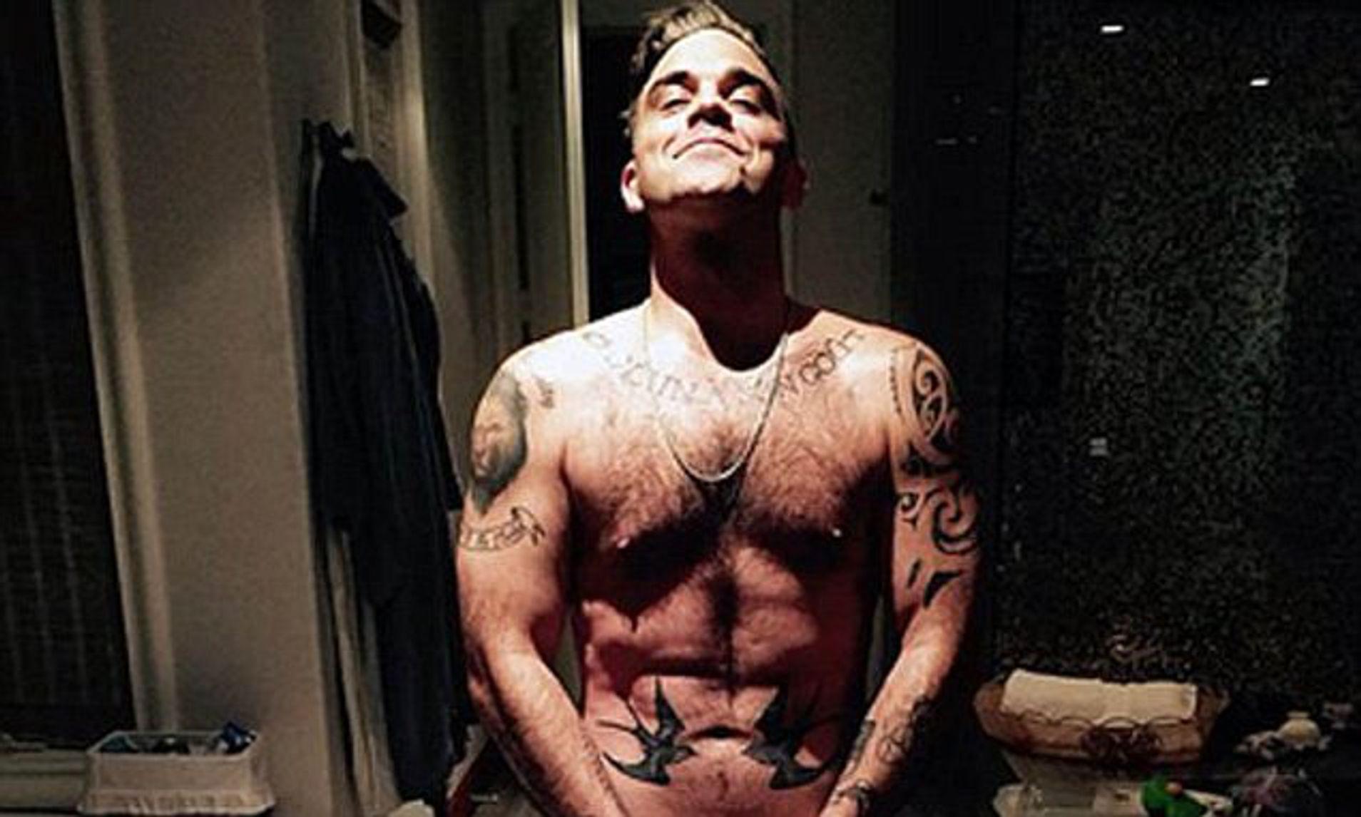 Tim williams naked nude