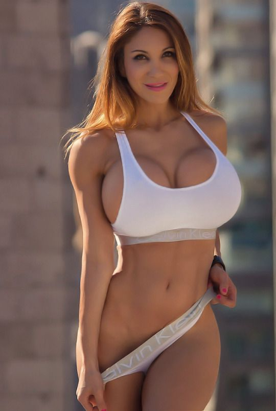 Fit naked girls with big tits