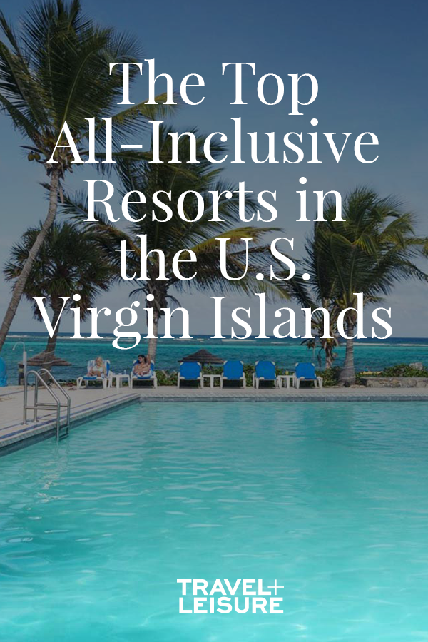 Us virgin island all inclusive