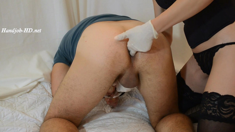 Amateur hand jobs prostate