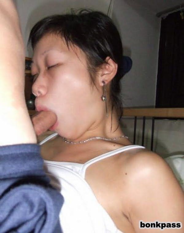 Blowjob skinny hong kong girl