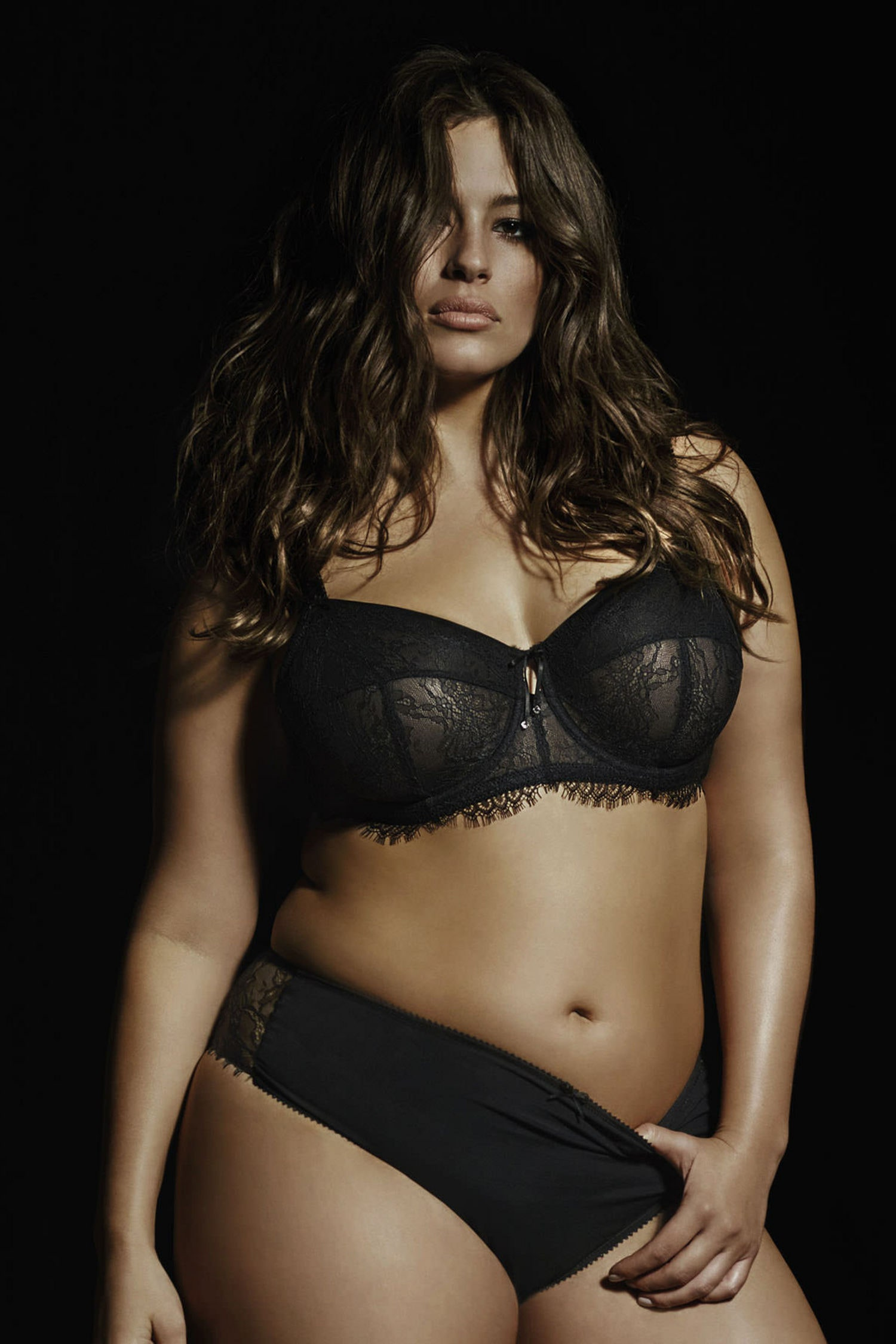 Big boobs in beautiful underwear
