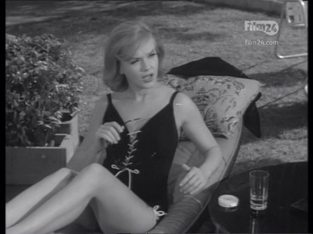 Anne francis nude