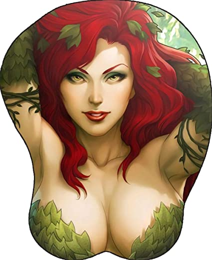 Poison ivy naked comic
