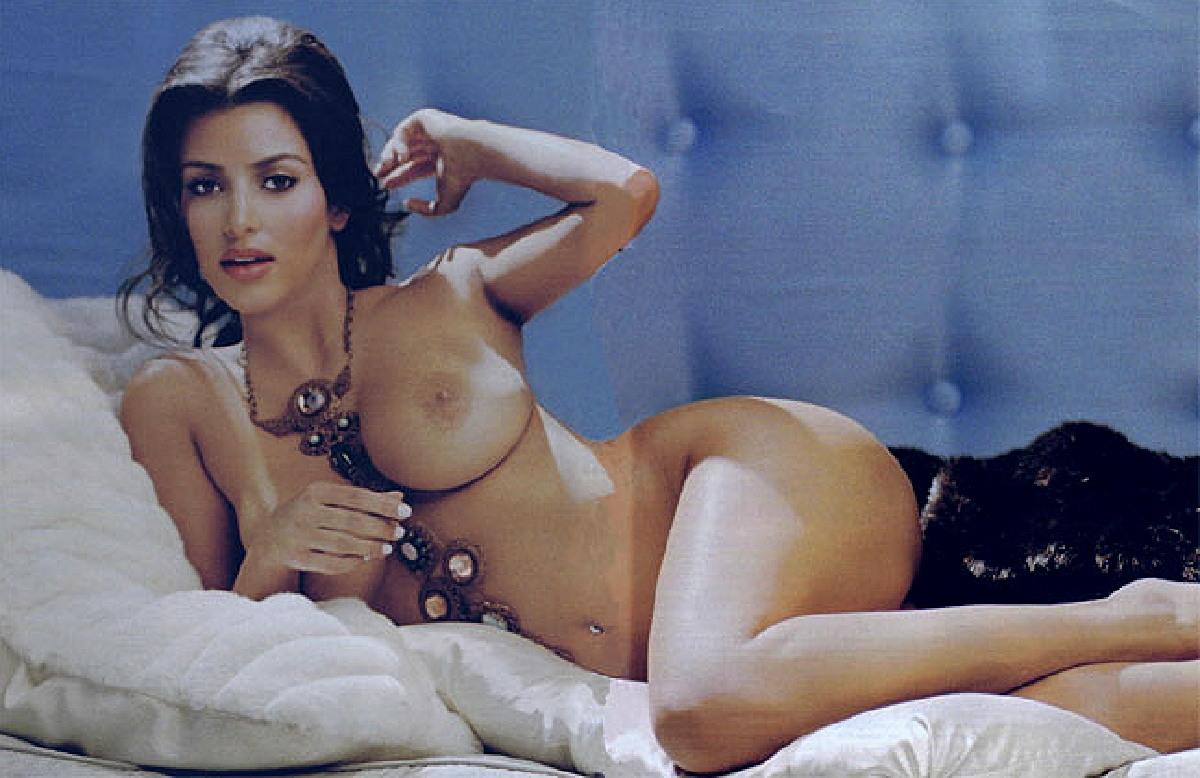 Kim kardashian hot porn