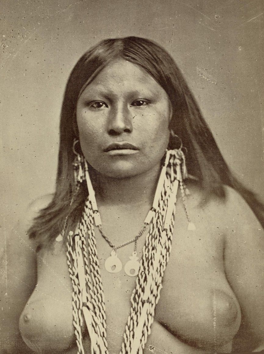 Native american naked women