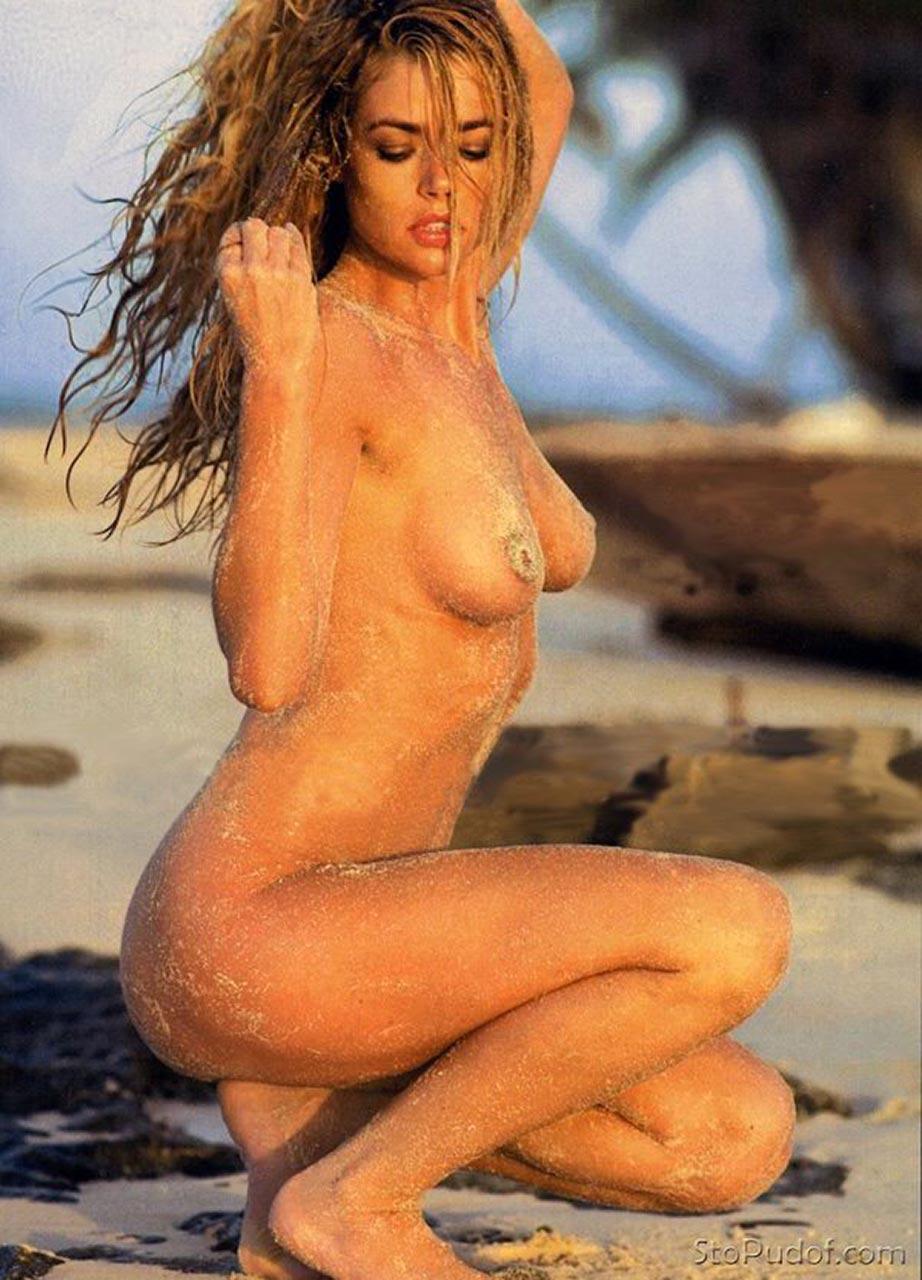 Denise richards tits