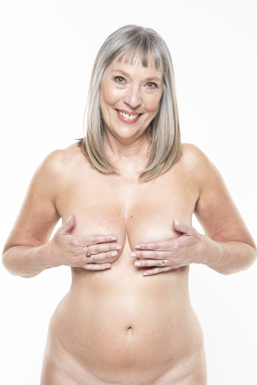 Nudists big boobs nude