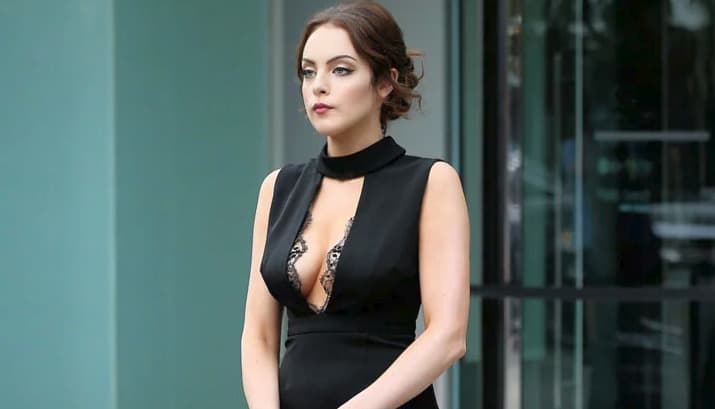 Elizabeth gillies victorious sex
