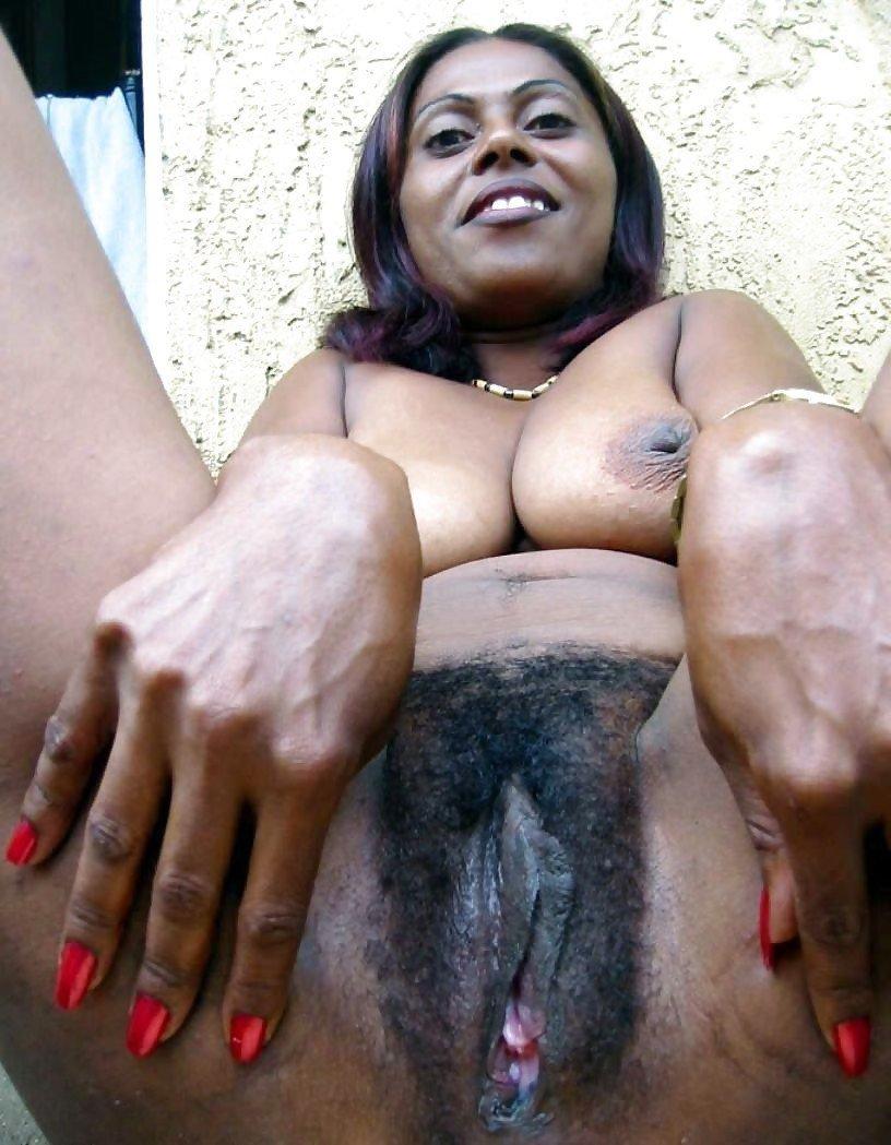 Africa rico hairy bush porn