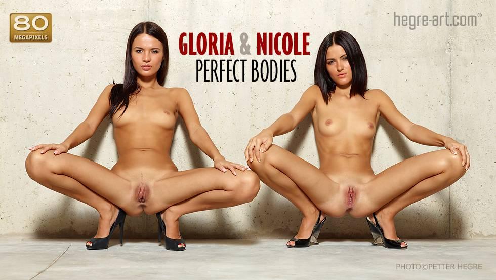 Nicole hegre art gloria