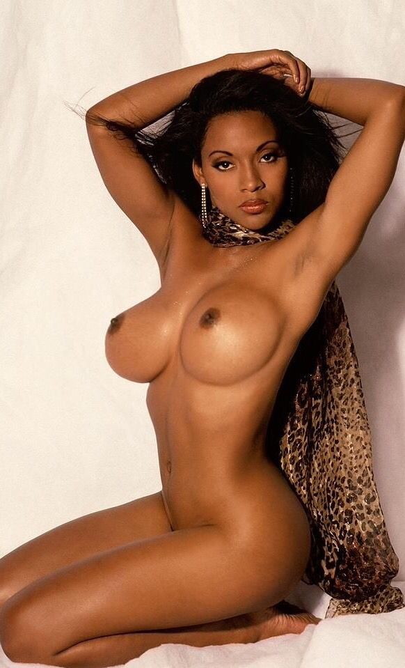 Most beautiful and naked black
