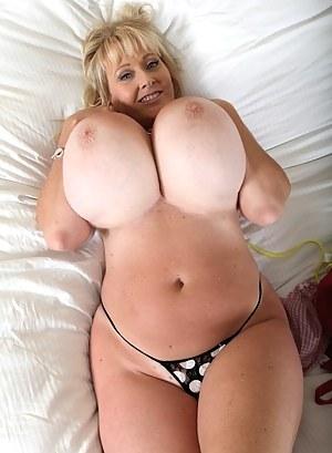 Tits melons pussy bbw
