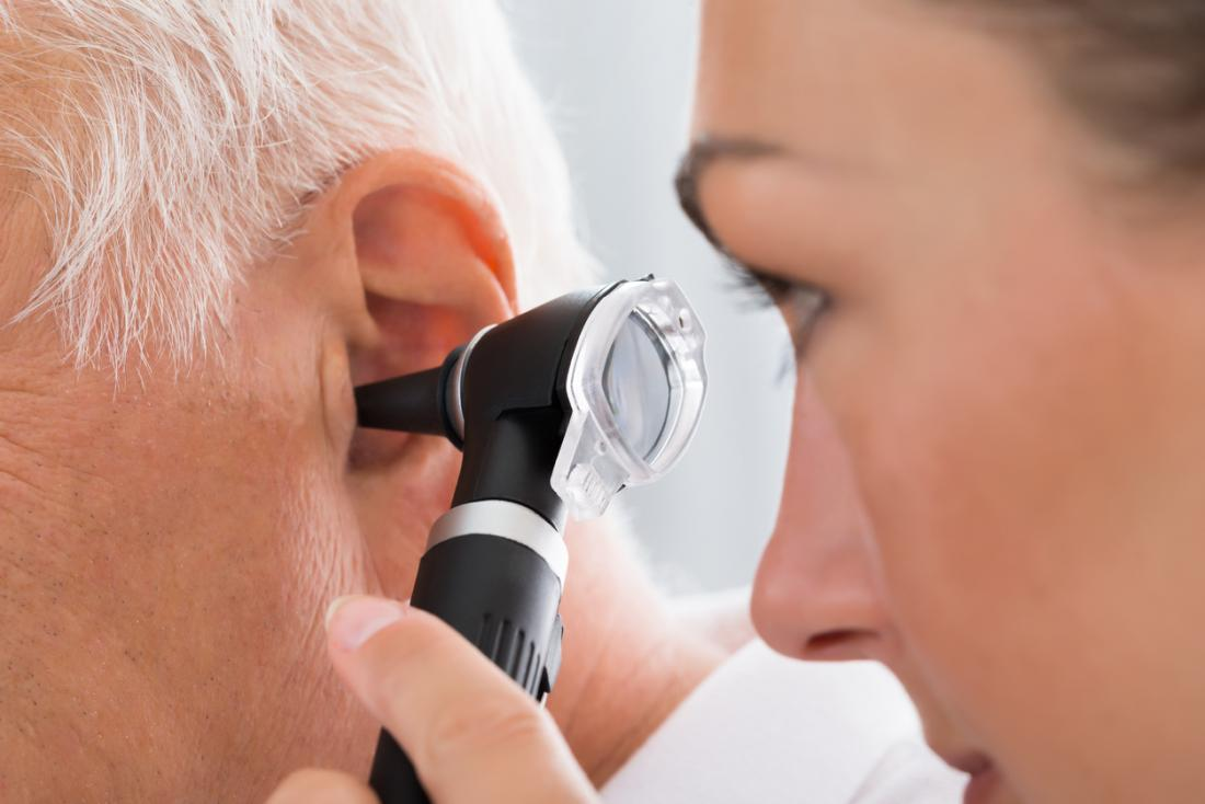 Treatment of adult ear infections