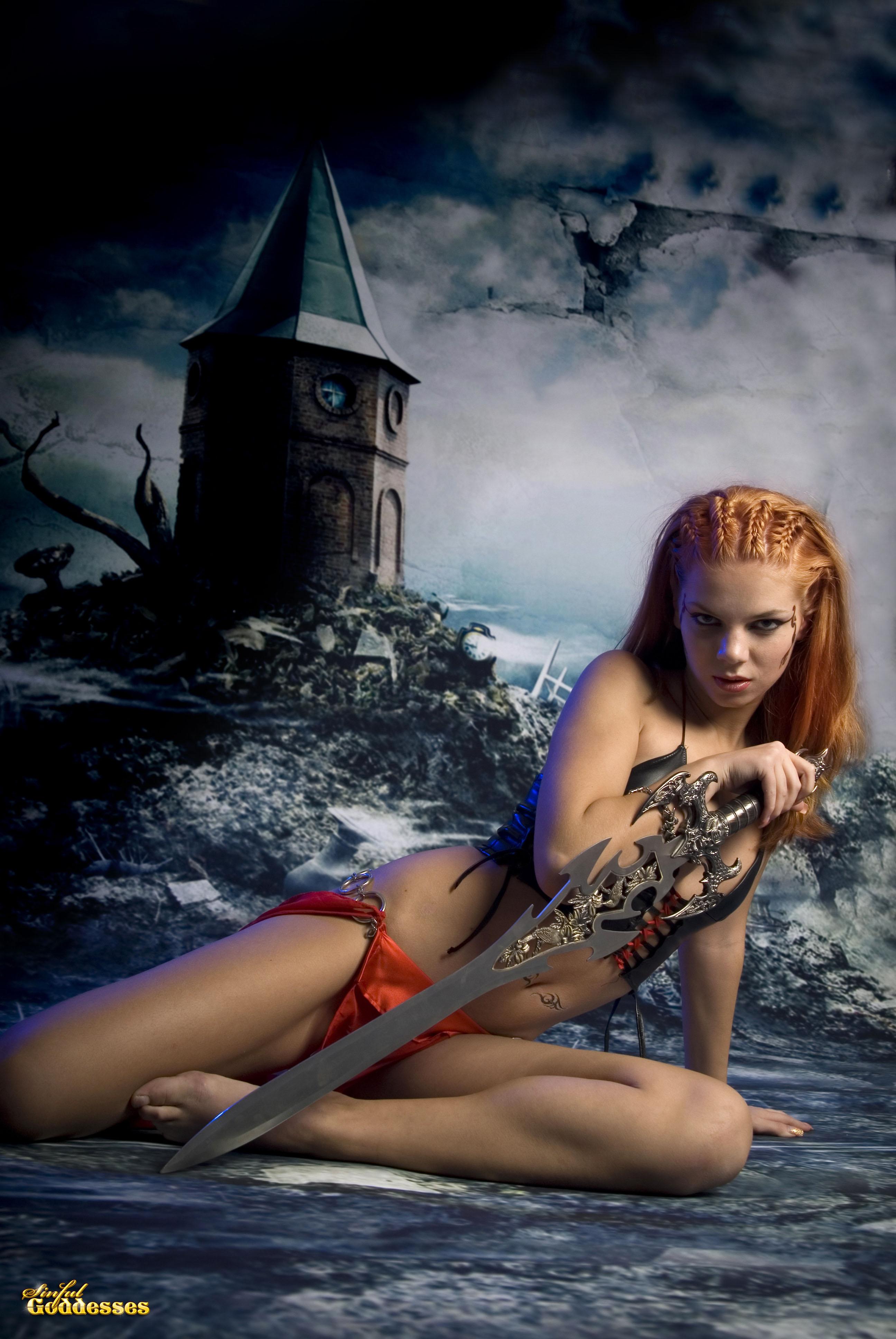 Teen vampier girls nude