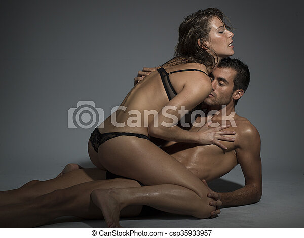 Erotic couples sex lingerie
