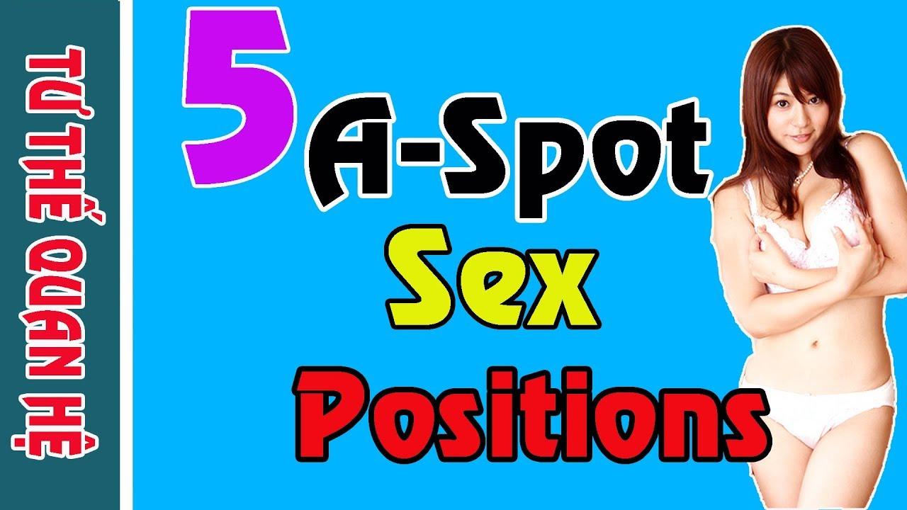 Deep spot sex position