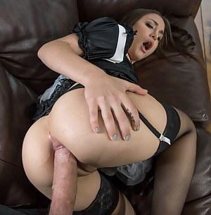 Beautiful women being butt fucked