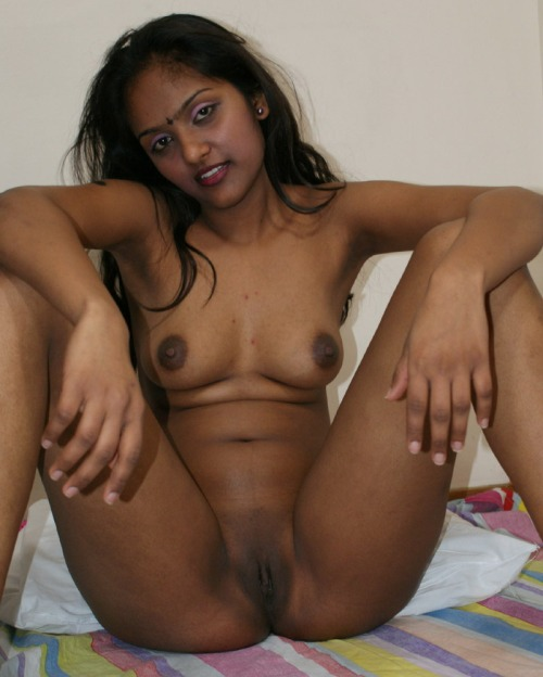 Indian black girl nude