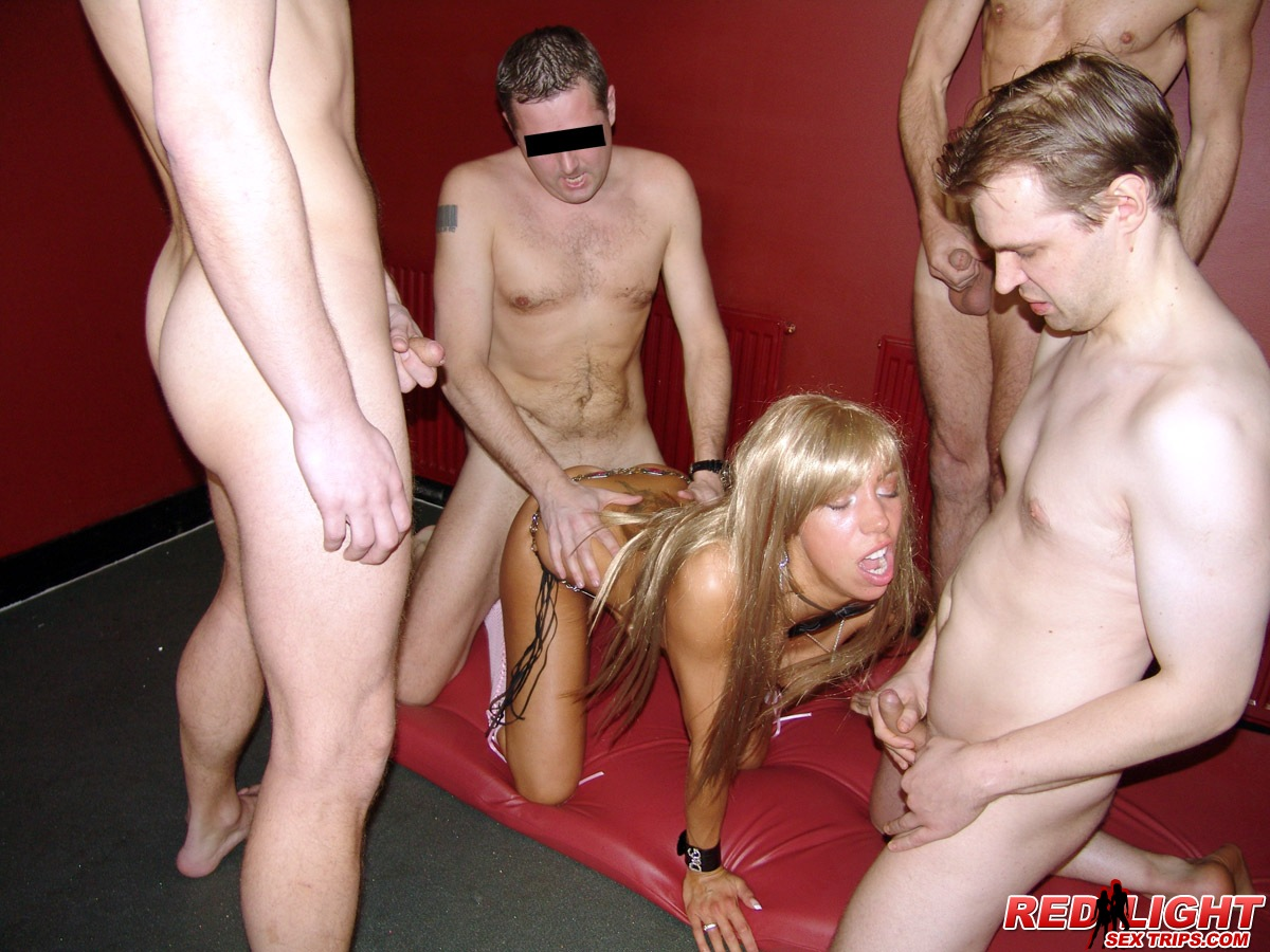Bachelor party gallery strip